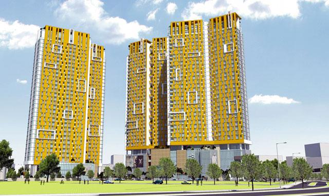 Dự Án Sài Gòn Green Energy Tower Triển Khai Hạng Mục Đầu Tiên