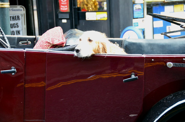 Malvern Classic Car Show And Autojumble