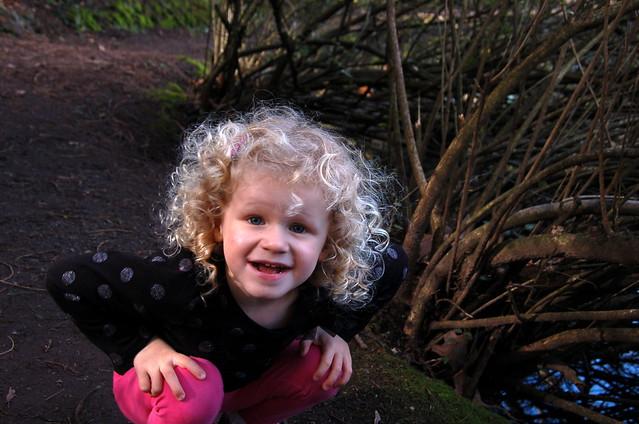 Little Hattie 2 and 1/2