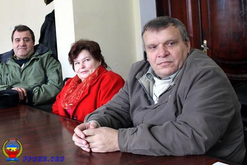 Конференция Волынской областной организации Партии Пенсионеров Украины - Луцк 16.12.2014 г (10)