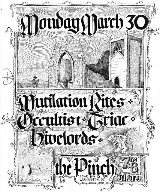 Mutilation Rites at the Pinch