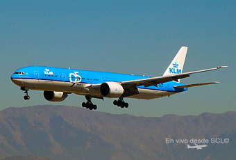 KLM B777-300ER 95 años (RD)