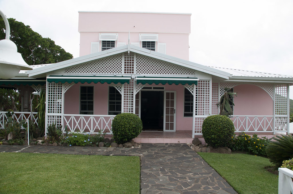 Historic Home in St. Lucia - Royal Caribbean Cruise Excursion