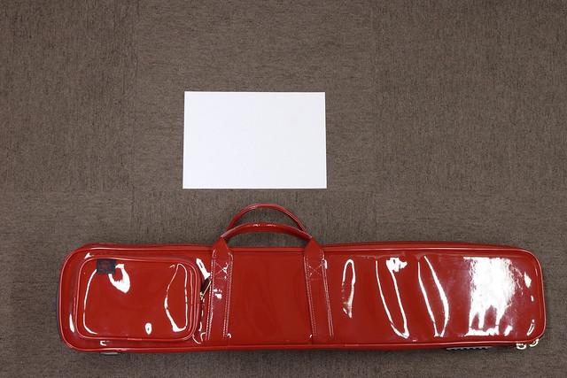 長安ソフトケース(赤)