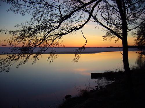 sunset st finland geotagged april fin 201104 2011 säkylä pyhäjärvi satakunta pihlava 20110423 geo:lat=6103945300 geo:lon=2233104200