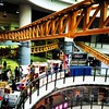 #vintage #rollercoaster In. A. Shopping mall. Sadly #decommissioned #beatthis #mallofamerica