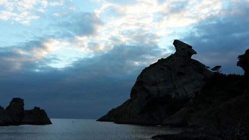 traversée maritime tour du bec de l'aigle