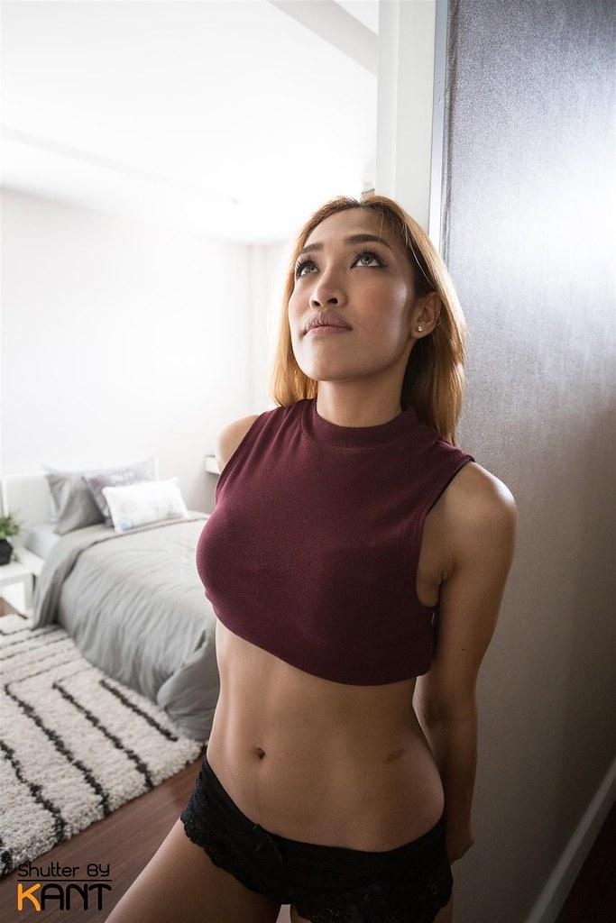Aoey Supanuch Sexy Lace 007
