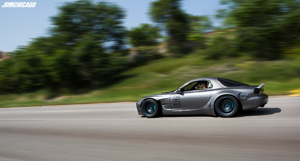 scott's 1993 mazda rx-7 (super street feature) «