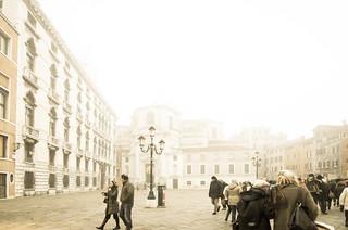 Fog - Venice, Italy