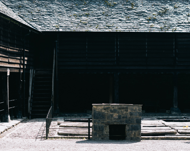 tannery at st fagans, cardiff