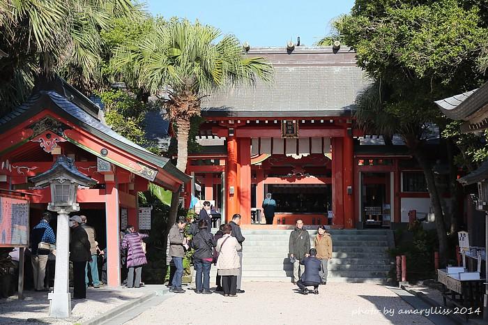宮崎 青島神社