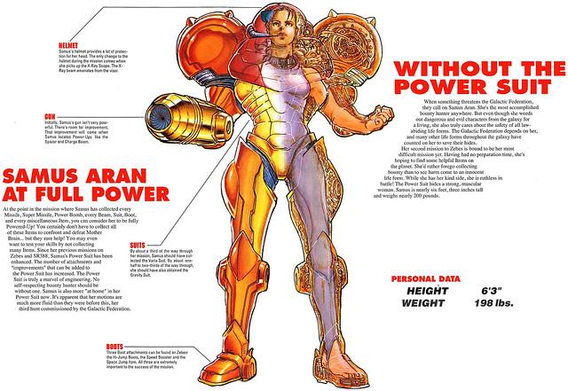 Samus_Aran_Varia_suit_Super_Metroid_Player's_Guide_1994