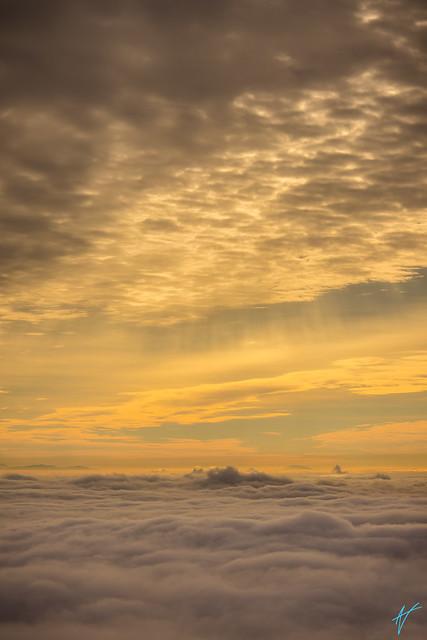 Clouds at Cypress