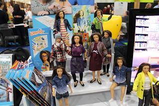 Toy Fair 2015- Lammily
