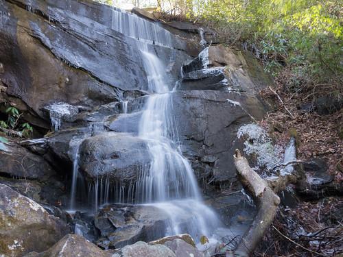 Cliff Falls - 1