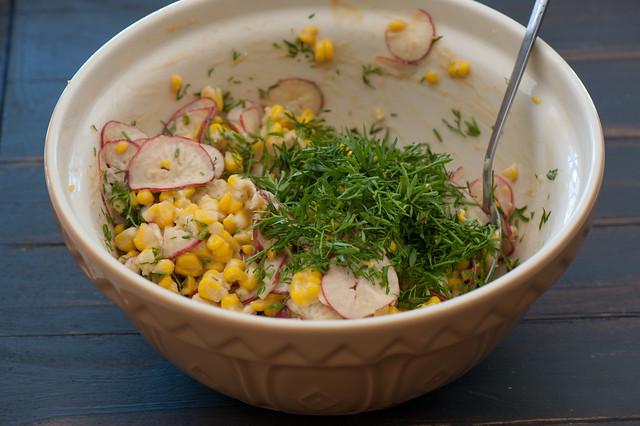 corn & miso salad-2