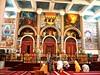 Interiores de la veneración
