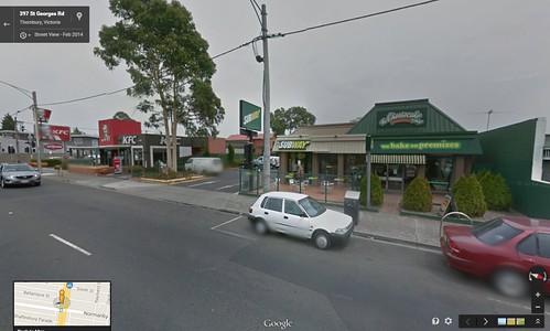 KFC restaurant - 389 St Georges Road, Thornbury, Victoria