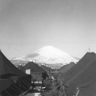 Mt. Fuji, Cold Weather Training, December 1961