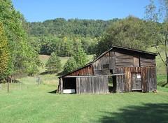 Franklin County Barn