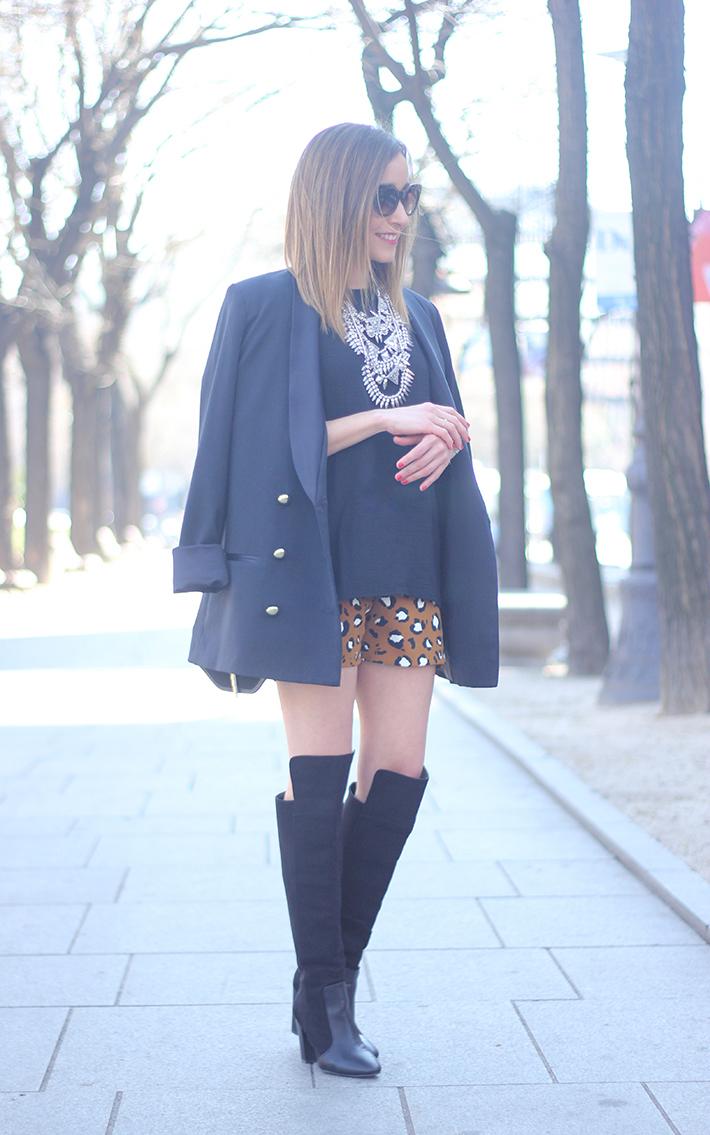 Leopard Shorts02