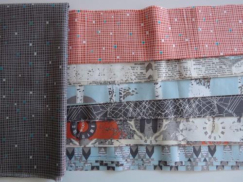 wip: Livingroom Birch Blanket