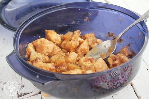 Pollo a la hawaiana www.cocinandoentreolivos.com (1)
