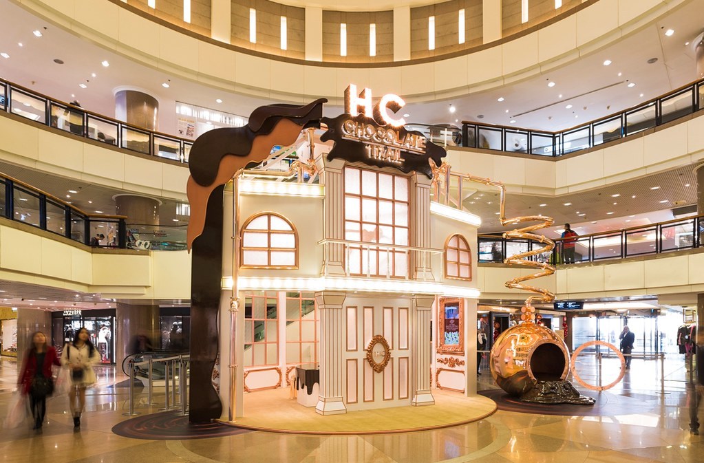 Harbour City Hong Kong - Chocolate Trail 2015 - Alvinology