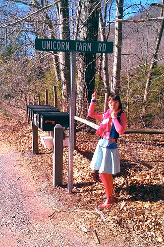 Unicorn farm road
