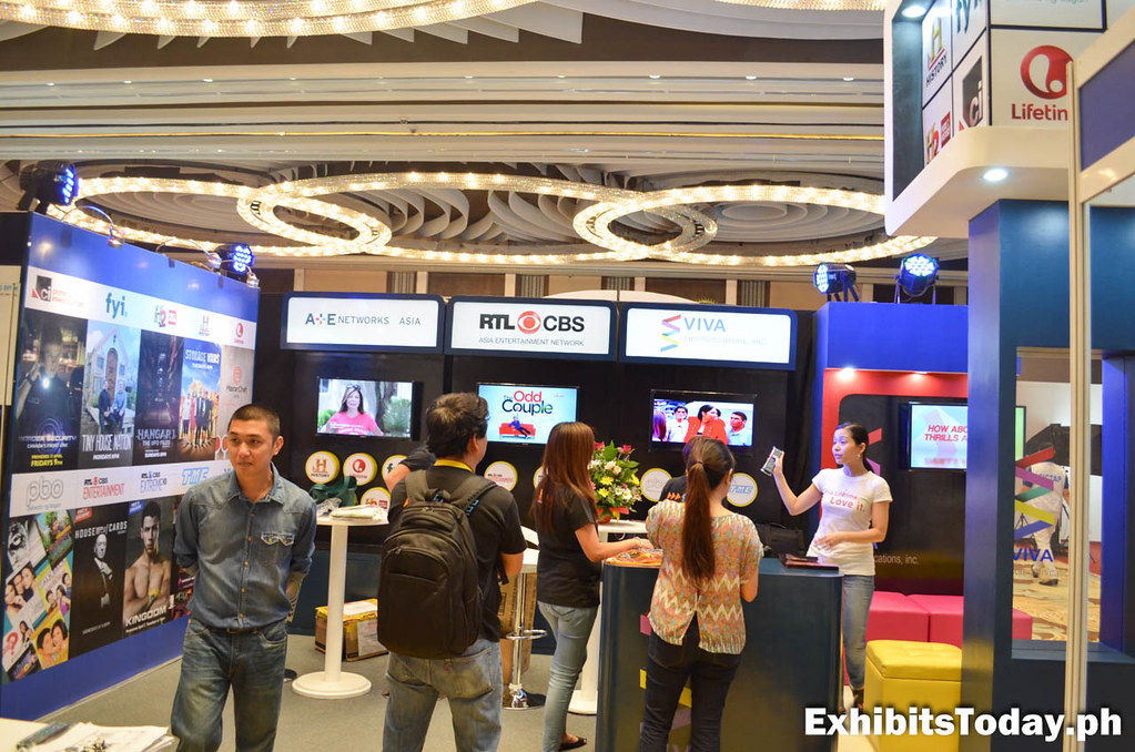 Viva Communications Exhibit Booth