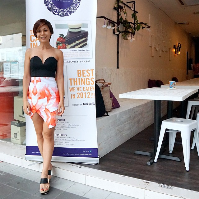 Rebecca SAw- Swich cafe