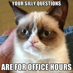 Rethinking Office Hours