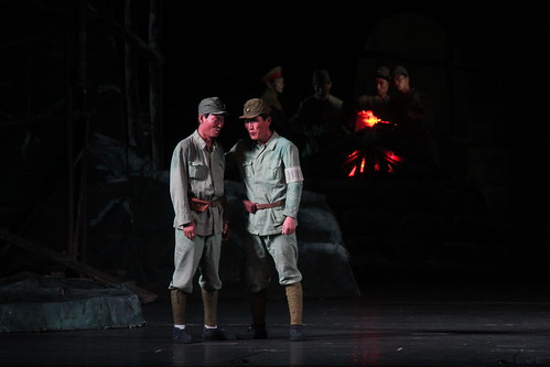 forest opera tell north korea revolutionary dprk hamhung