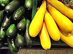 Yellow and Green #Zucchini