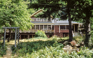 The Cameron Lake Chalet