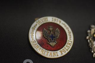 1914 Polish Samaritans medal