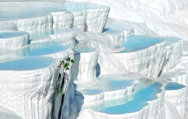 Pamukkale (Cotton Castle)