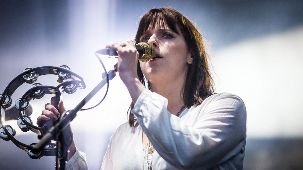 Susanne Sundfør - Slottsfjell 2016