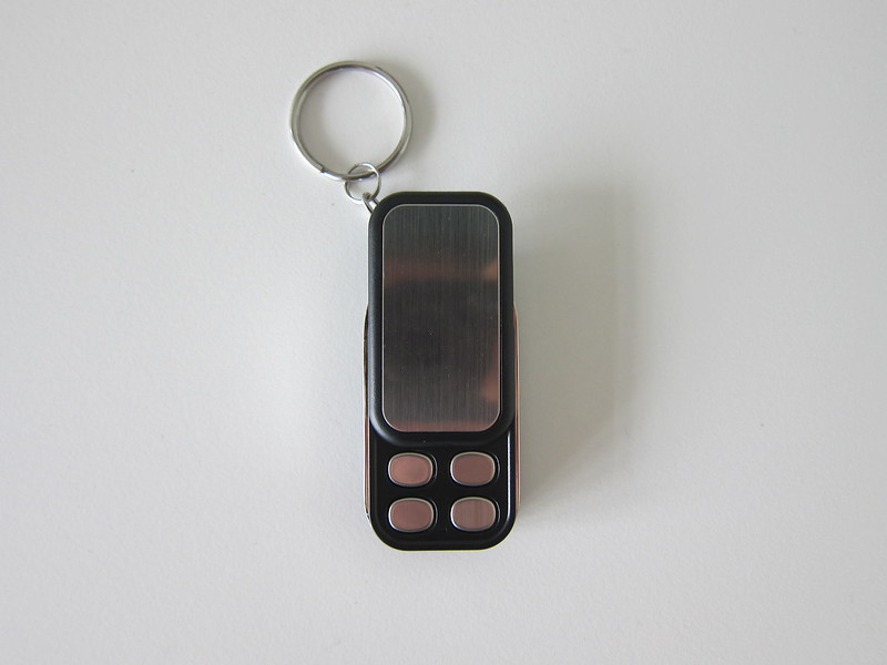 Aeon Labs Aeotec Z-Wave Key Fob Remote - Front Open