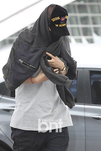 BIGBANG GDTOPDAE departure Seoul to Hangzhou Press 2015-08-25 118