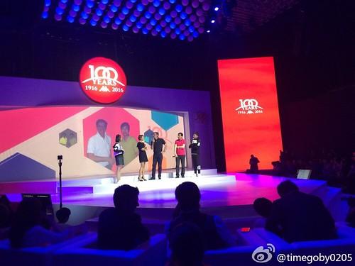 G-Dragon - Kappa 100th Anniversary Event - 26apr2016 - timegoby0205 - 01