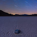 Night sky @ Racetract , Death Valley NP by Liping Photo