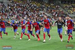 Steaua-Sparta Praga, 2-0