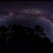 Milky Way Composite at The Headlands International Dark Sky Park