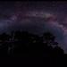 Milky Way Composite at The Headlands International Dark Sky Park