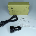 AUKEY USB Car Charger CC-T7 11