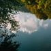 James River Reflection on faux Kodak Gold 100