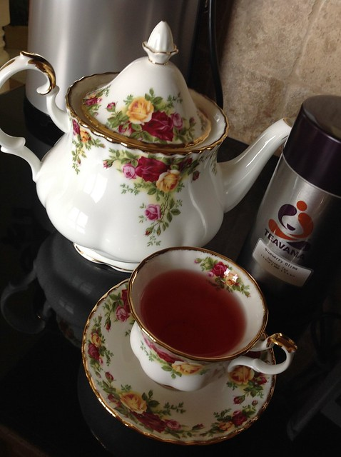 teavana, old country roses