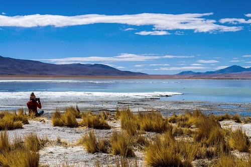 nature landscape bolivia paisaje andes salar altiplano saltflat eduardoavaroa salardechalviri